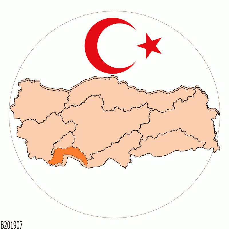 Badge of Antalya