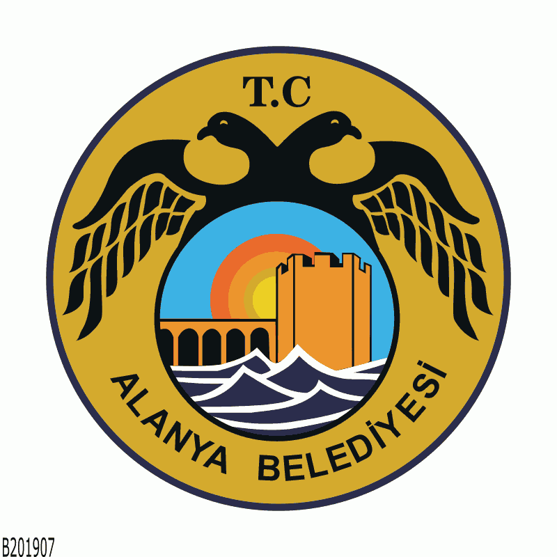Badge of Alanya