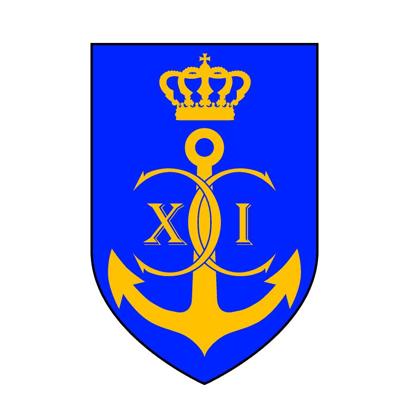 Badge of Karlskrona kommun
