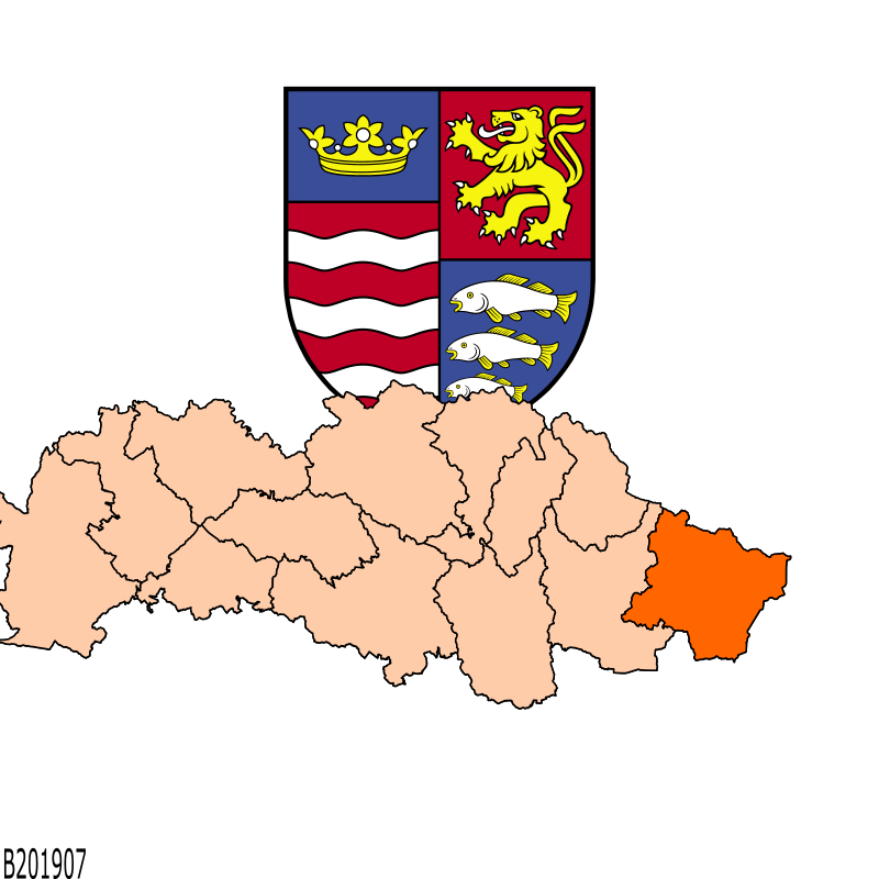 District of Snina