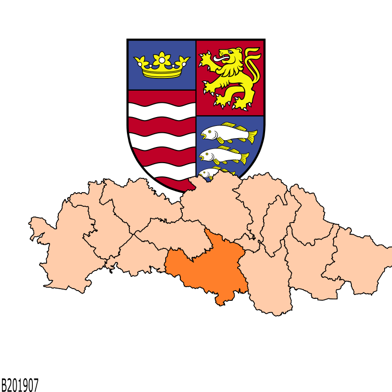 Badge of District of Prešov