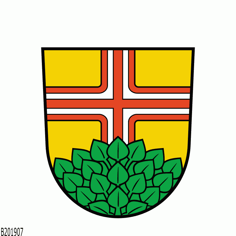 Badge of Kiekebusch