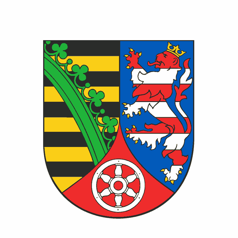 Badge of Landkreis Sömmerda