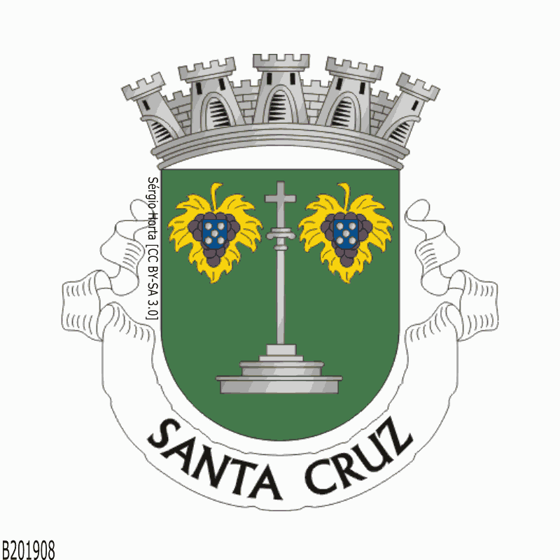 Badge of Santa Cruz