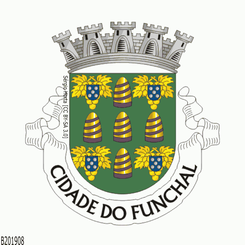 Badge of Funchal