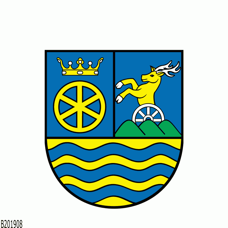 Badge of Region of Trnava