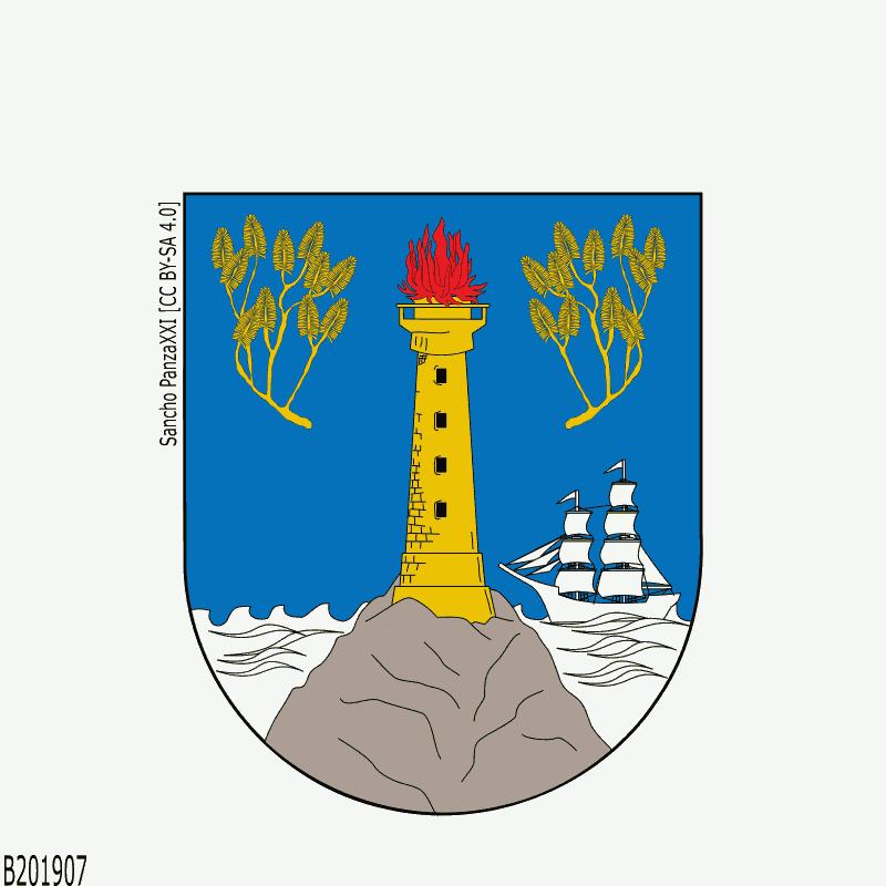 Badge of Camariñas