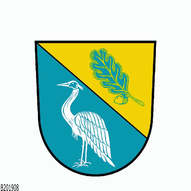 Badge of Heidesee