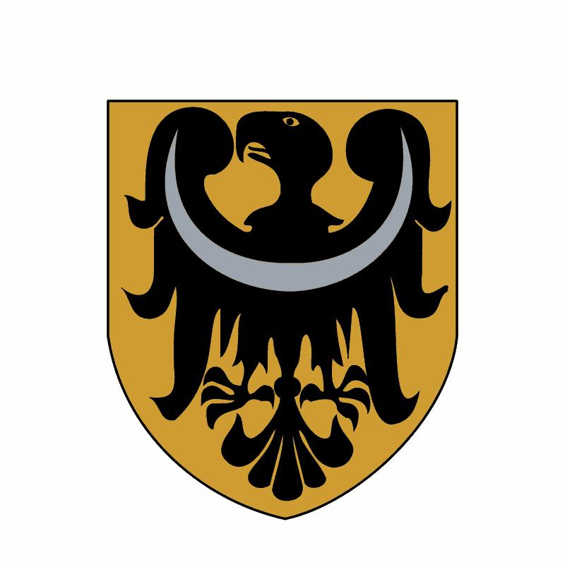 Badge of powiat wrocławski