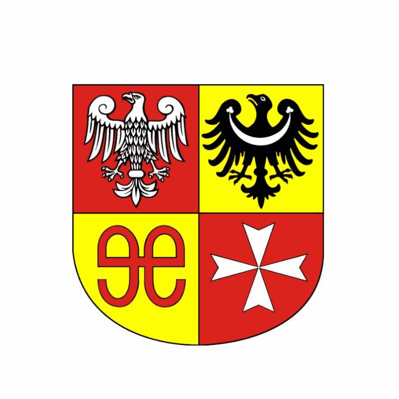 Badge of powiat świebodziński