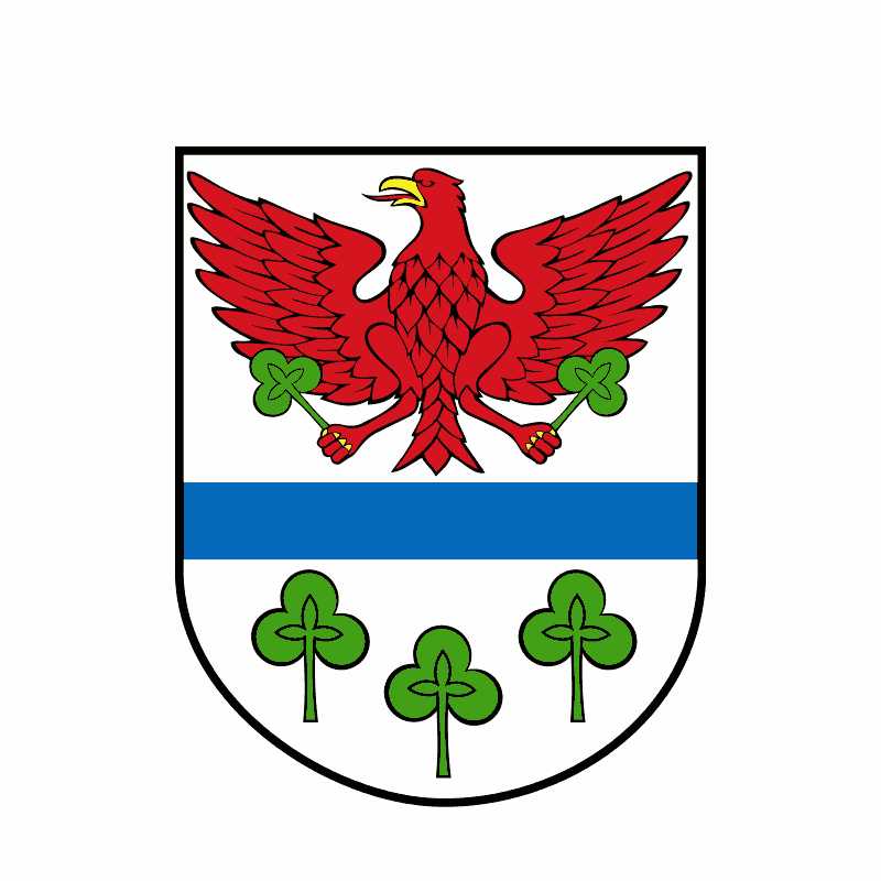 Badge of gmina Deszczno
