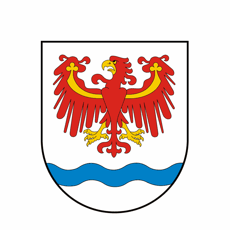 Badge of powiat słubicki