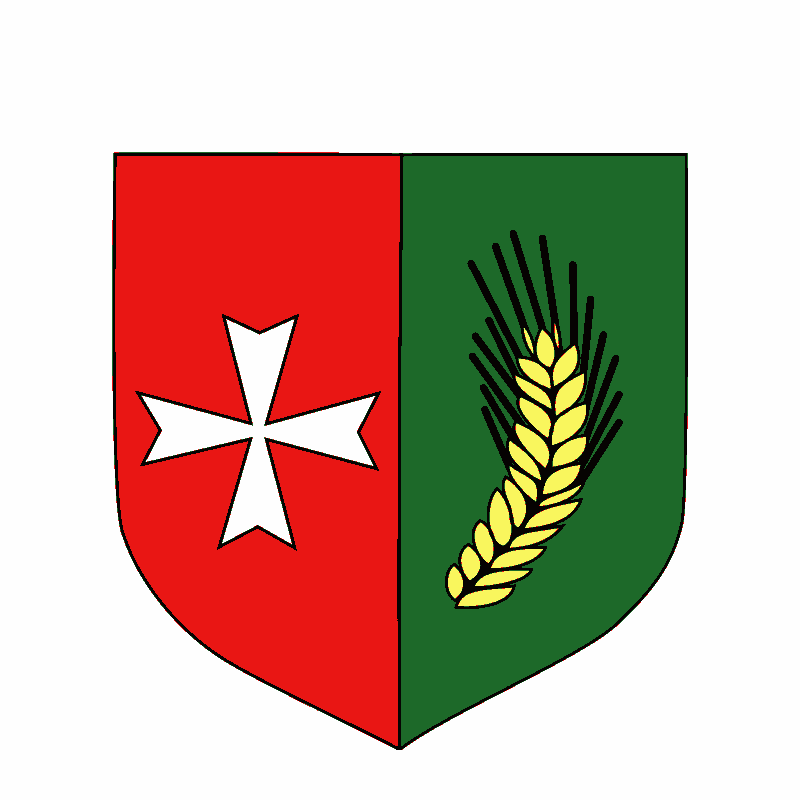 Badge of gmina Krzeszyce