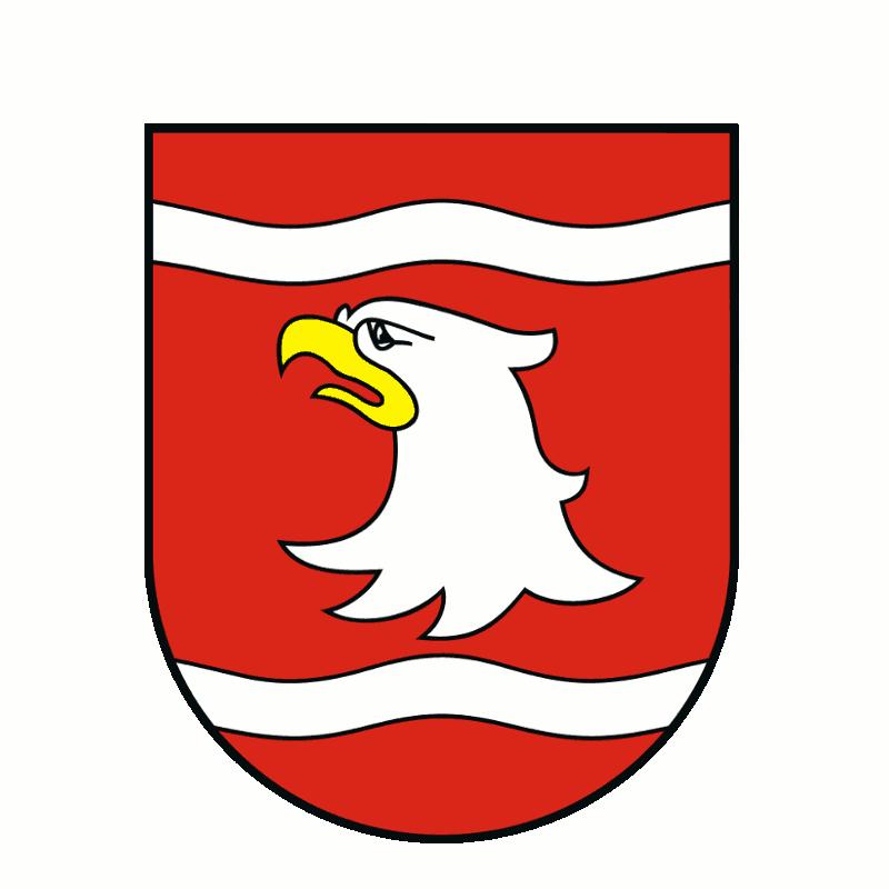 Badge of powiat międzyrzecki