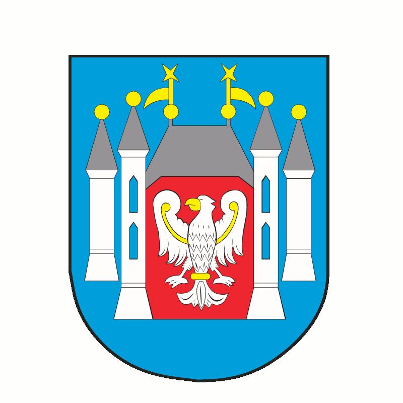 Badge of gmina Międzyrzecz
