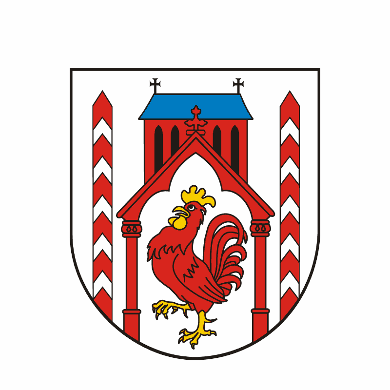 Badge of gmina Słubice