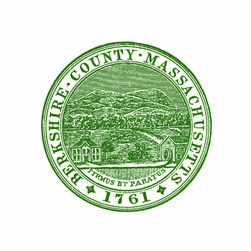 Badge of Berkshire County