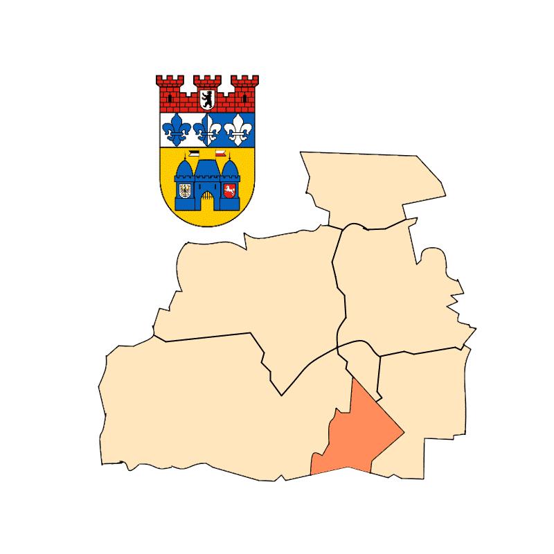 Badge of Schmargendorf