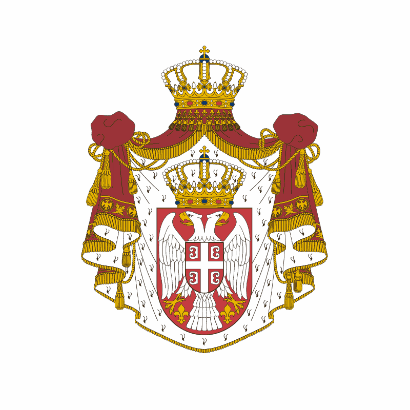 Badge of Serbia