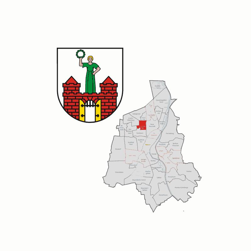 Badge of Neustädter Feld
