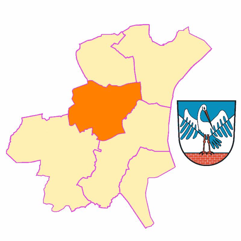 Badge of Uckerfelde