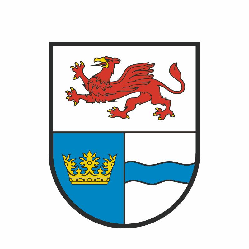 Badge of powiat gryfiński
