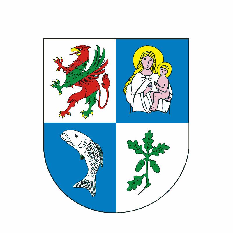 Badge of powiat policki