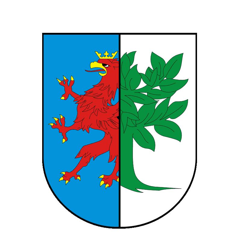 Badge of powiat goleniowski