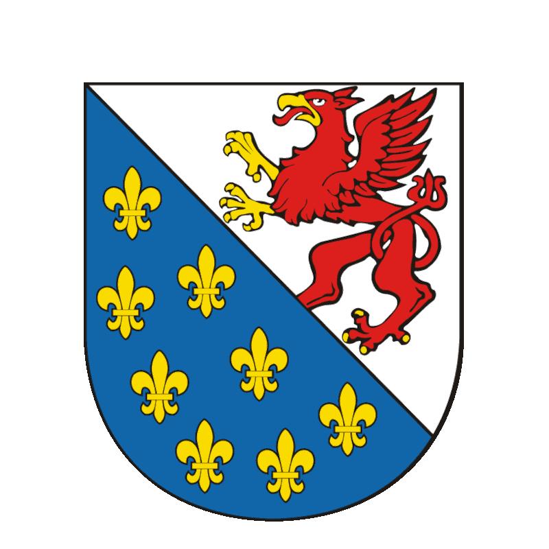 Badge of powiat gryficki