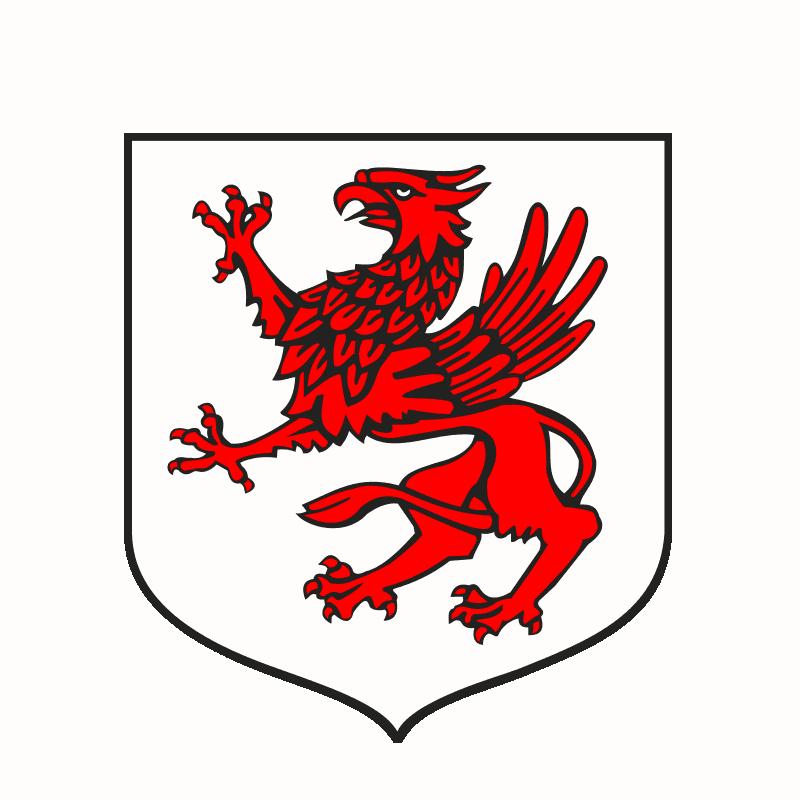 Badge of gmina Płoty
