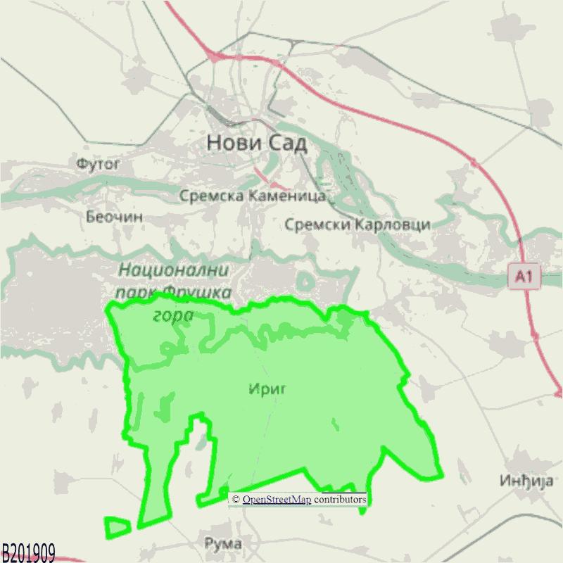 Irig Municipality