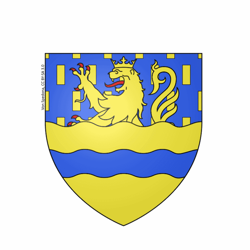 Badge of Doubs