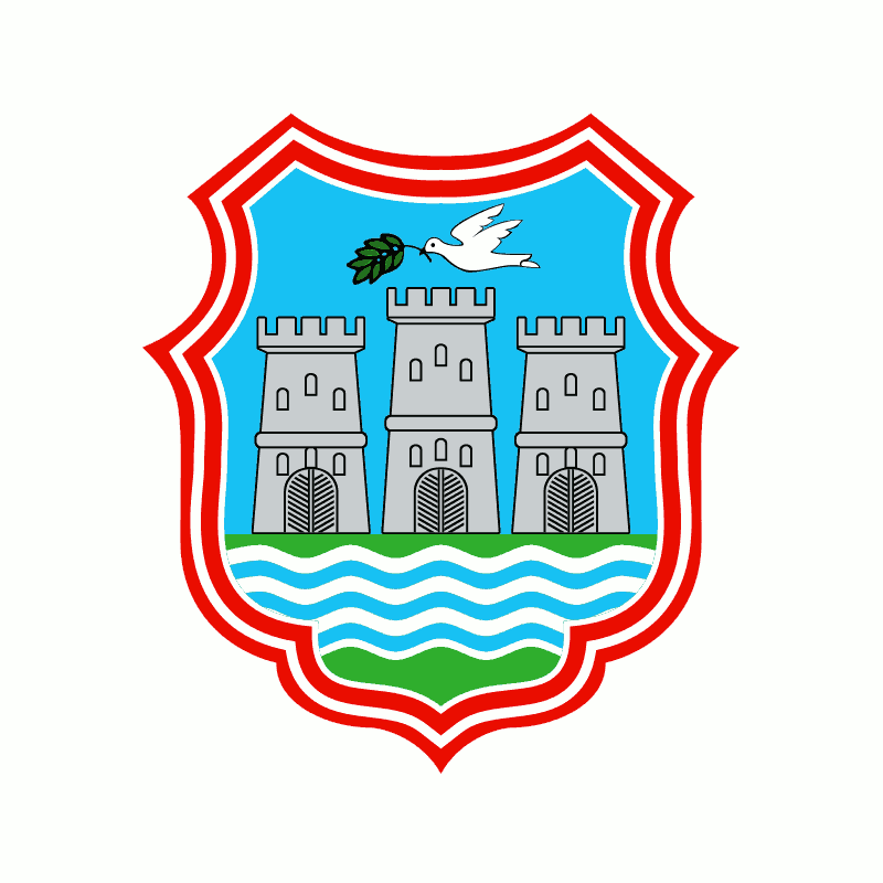 Badge of Novi Sad City
