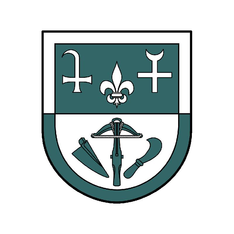 Badge of Verbandsgemeinde Römerberg-Dudenhofen