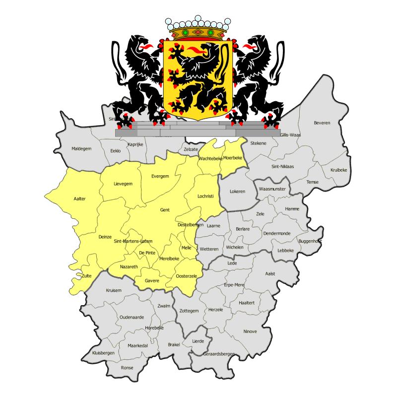 Badge of Gent