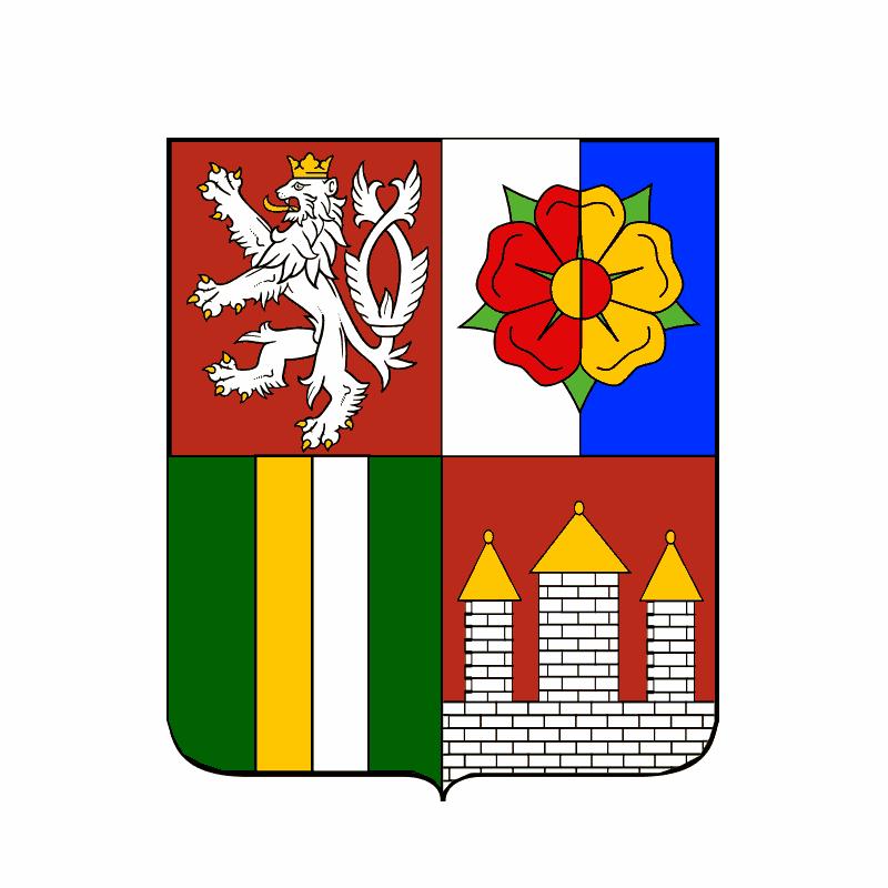 Badge of Jihočeský kraj