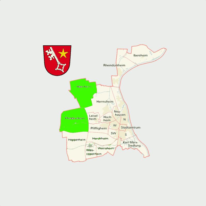Badge of Westliche Außenbezirke