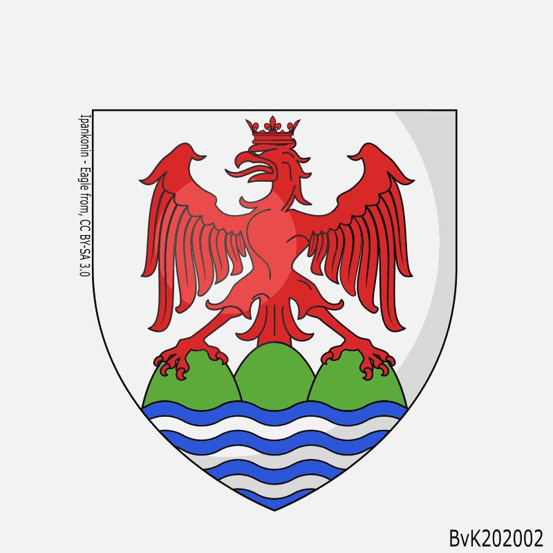Badge of Maritime Alps