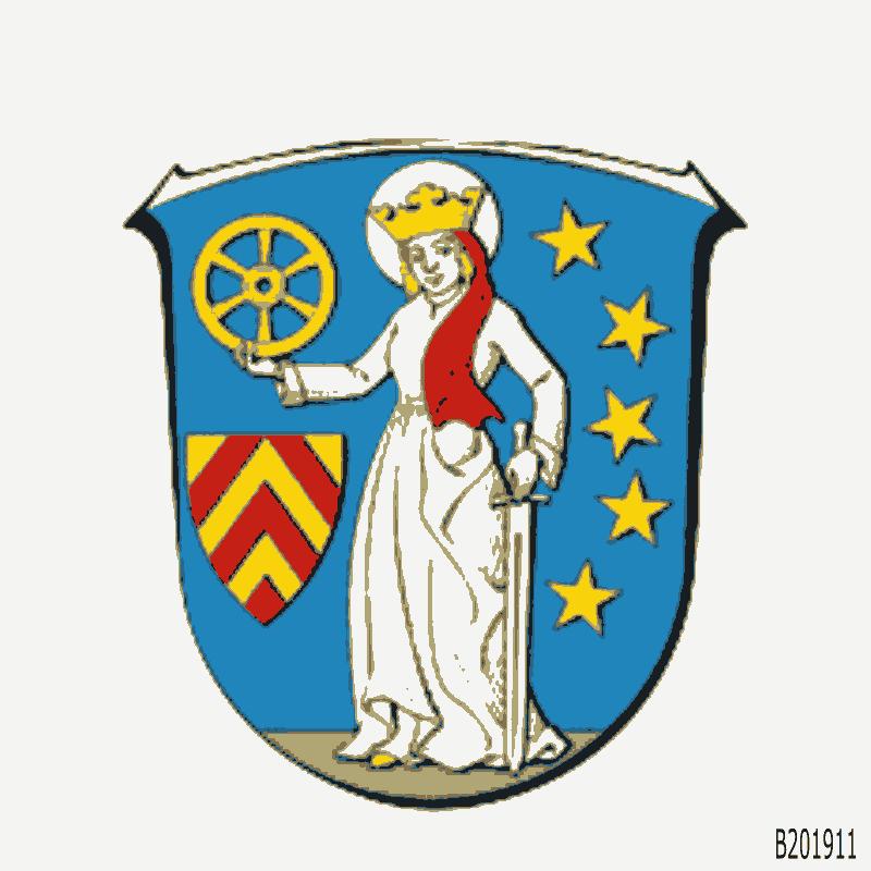 Badge of Steinau an der Straße