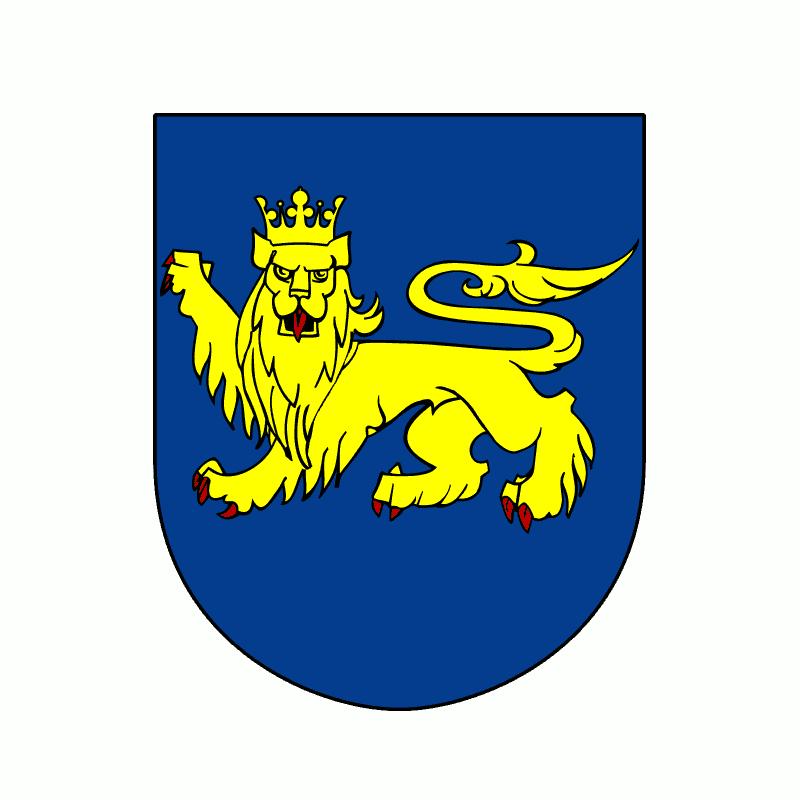 Badge of Uppsala kommun