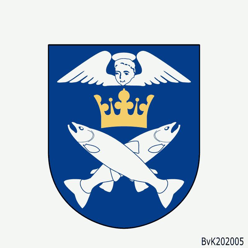 Badge of Ängelholms kommun