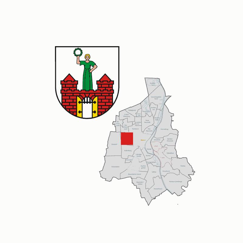 Badge of Stadtfeld West