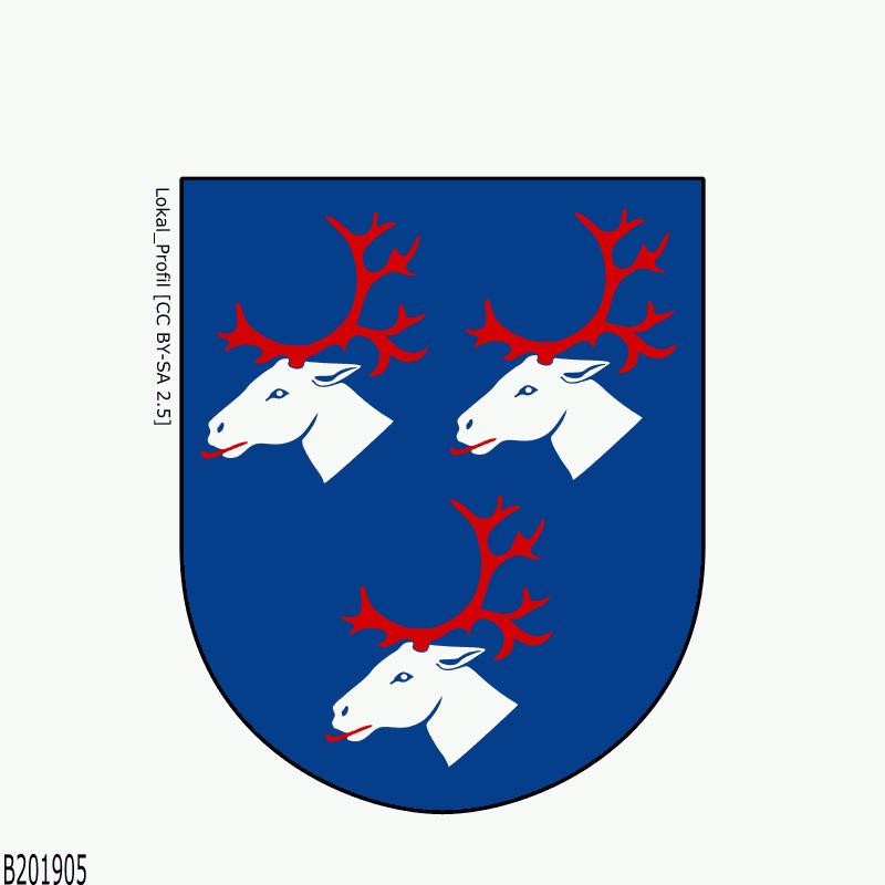 Badge of Umeå kommun