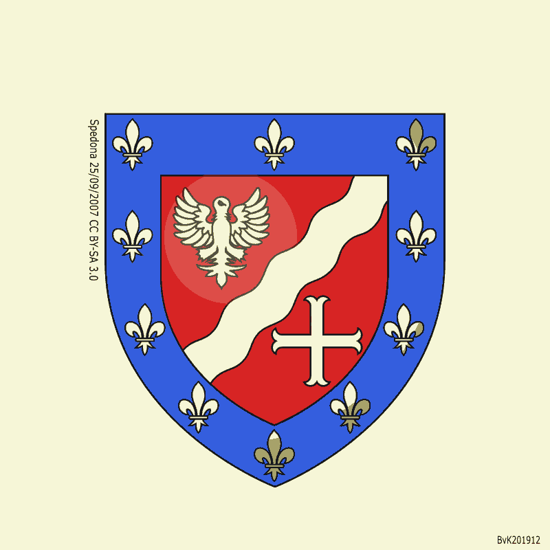 Badge of Val-d'Oise