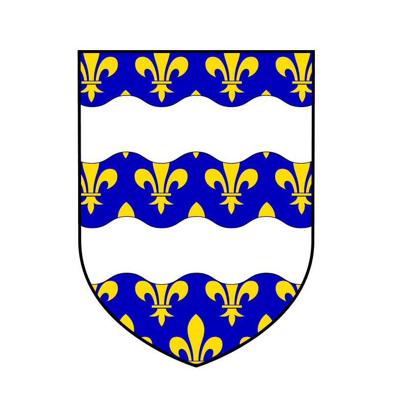 Badge of Seine-et-Marne
