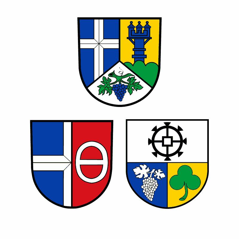 Badge of Verwaltungsverband Rauenberg