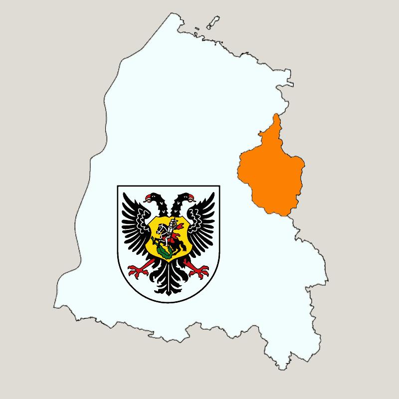 Badge of Verwaltungsverband Oberes Renchtal