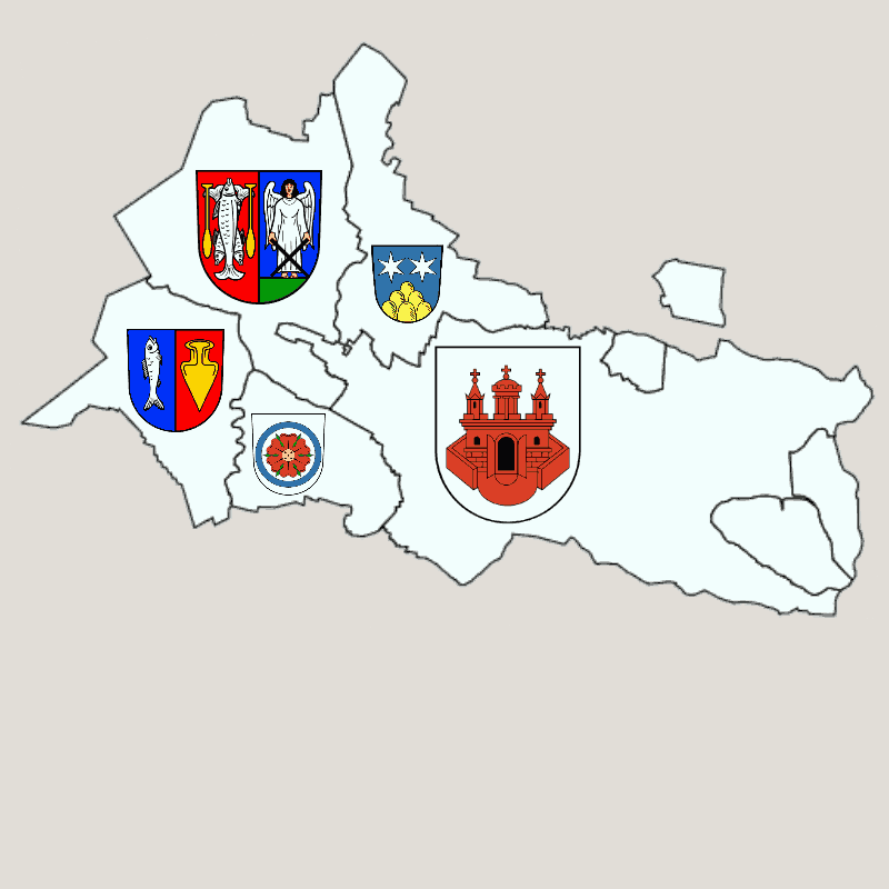 Badge of Verwaltungsgemeinschaft Ettenheim