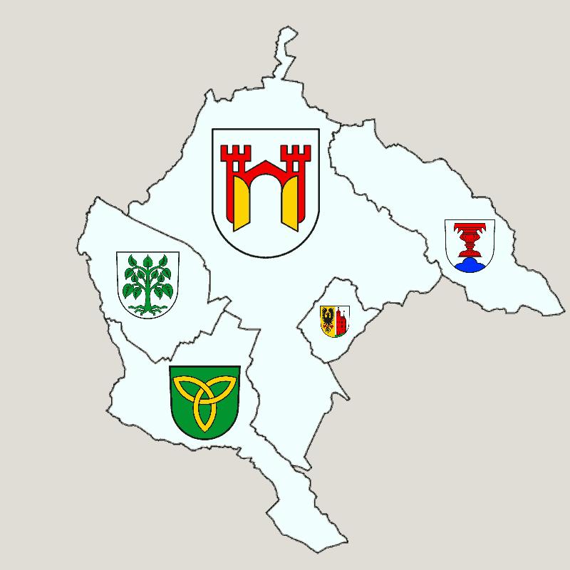 Badge of Verwaltungsgemeinschaft Offenburg