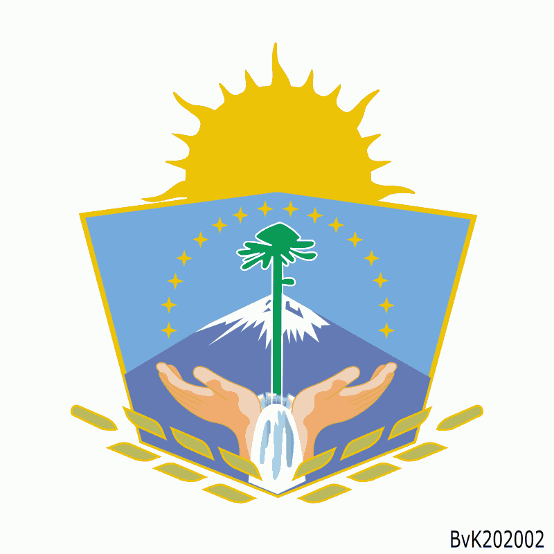 Badge of Neuquén Province